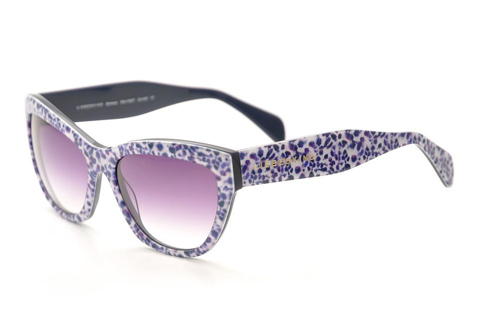 Liebeskind Sonnenbrille 10407 - blau 00440 wHVYKlE