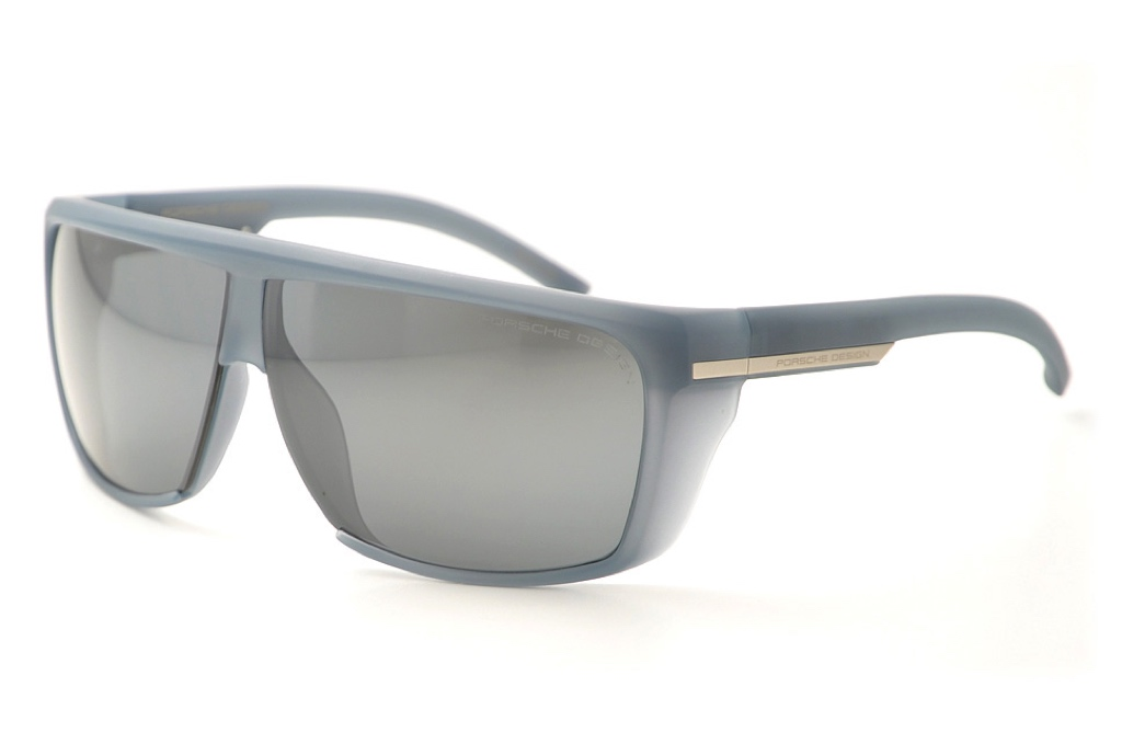 Porsche Design P8597 B Sonnenbrille - light blue / blue black lDqlAlnM3